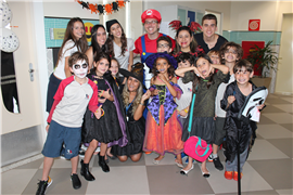 Halloween – Amplus e High School